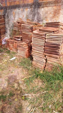 Vendo telhas usadas - Foto 2