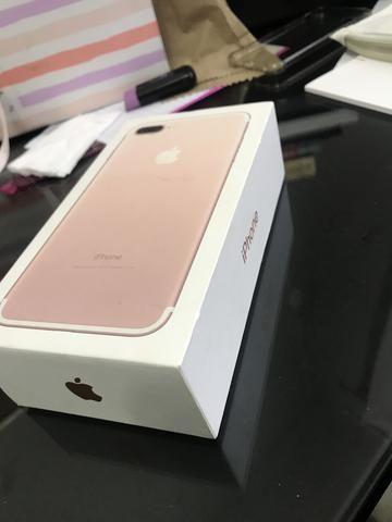 Iphone 7 plus 128gb rose - Foto 2