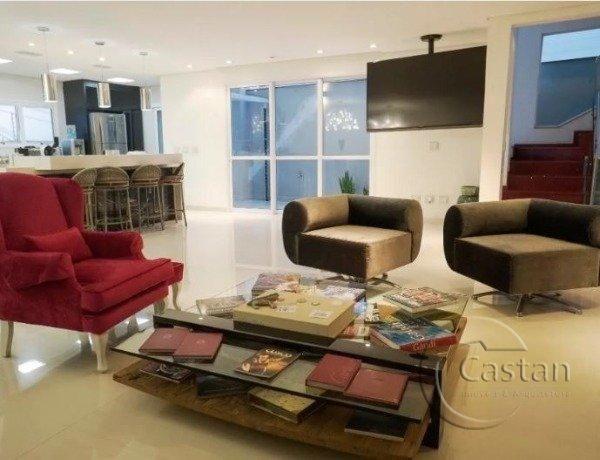 Casa à venda com 4 dormitórios em Tatuapé, São paulo cod:DT110 - Foto 9