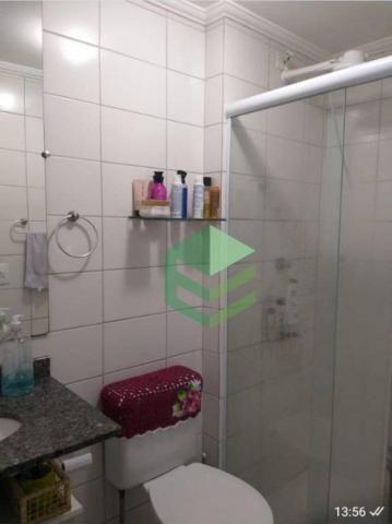 Apartamento com 2 dormitórios à venda, 46 m² por R$ 285.000,00 - Ferrazópolis - São Bernar - Foto 8