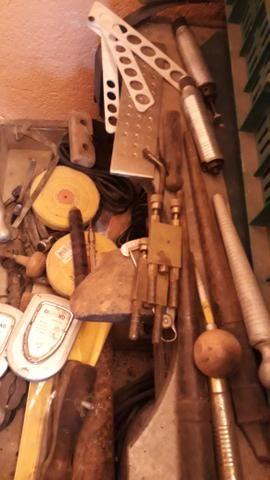 Vendo laminador eletrico para ourives fio chapa - Foto 2
