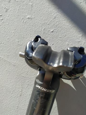 Canote Specialized 27.2 x 400mm Alumínio - Foto 4