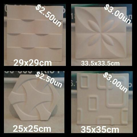 Placas 3d - Foto 4