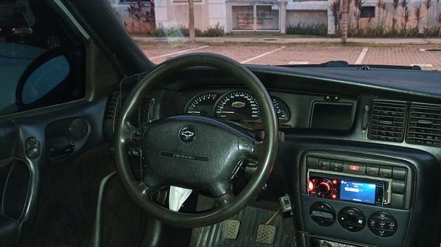 Vectra CD Top de Linha, Manual e Chave reserva! - Foto 4