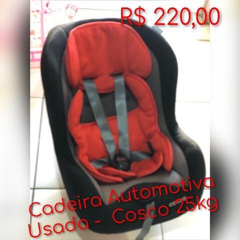 Cadeira Automotiva Cosco