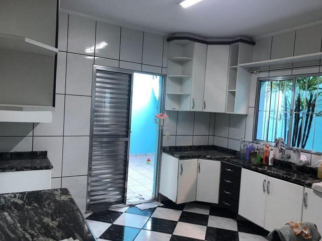 Lindo sobrado para locação, 2 quartos, 2 vagas - Planalto - São Bernardo do Campo - Foto 5