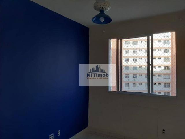 Alugo apartamento no Admira na Paulo Cesar 7 sol da manhã e uma vaga - Foto 2