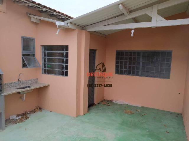 Edicula mobiliada para alugar, 45 m² por R$ 800,00/mês - Cidade Univrsitaria- Presidente P - Foto 2