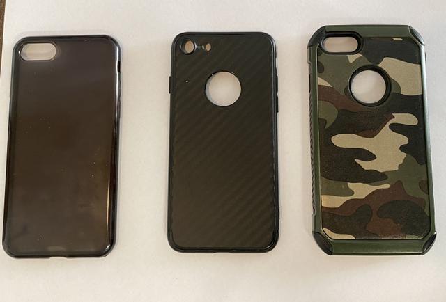 3 capas iPhone 7