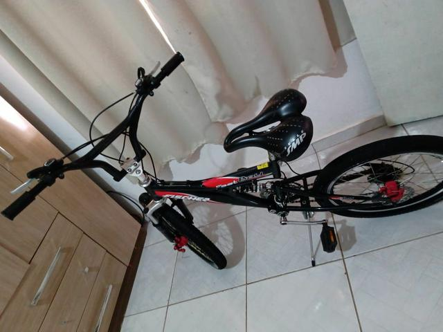 Bicicleta aro 20 leia o anúncio - Foto 3