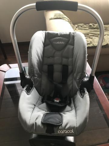 Bebê Conforto Kiddo Caracol - Foto 2