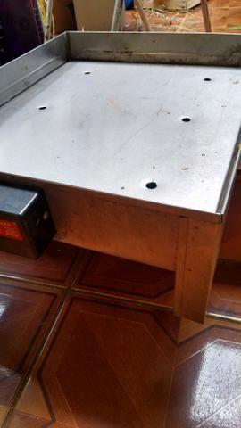 Marmiteiro elétrico 220v 60 por 50 cm