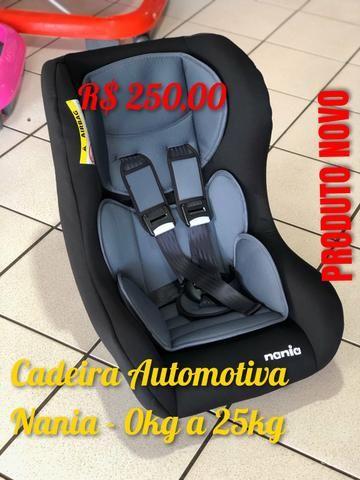 Cadeira Automotiva 00kg a 25kg