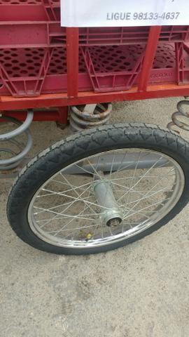 Triciclo de carga - Foto 3