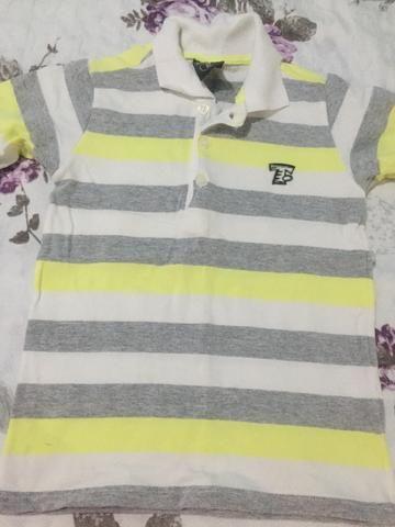 Camisa polo Tigor