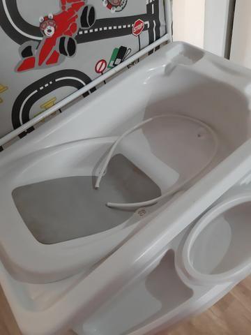 Banheira com trocador - Foto 4