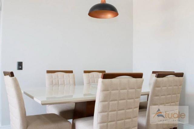 Apartamento com 2 dormitórios para alugar, 69 m² por R$ 2.400,00/mês - Jardim Chapadão - C - Foto 5