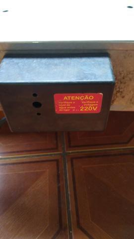Marmiteiro elétrico 220v 60 por 50 cm - Foto 2