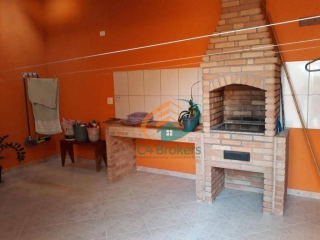 Sobrado com 3 dormitórios à venda, 165 m² por R$ 800.000,00 - Vila São Ricardo - Guarulhos - Foto 6