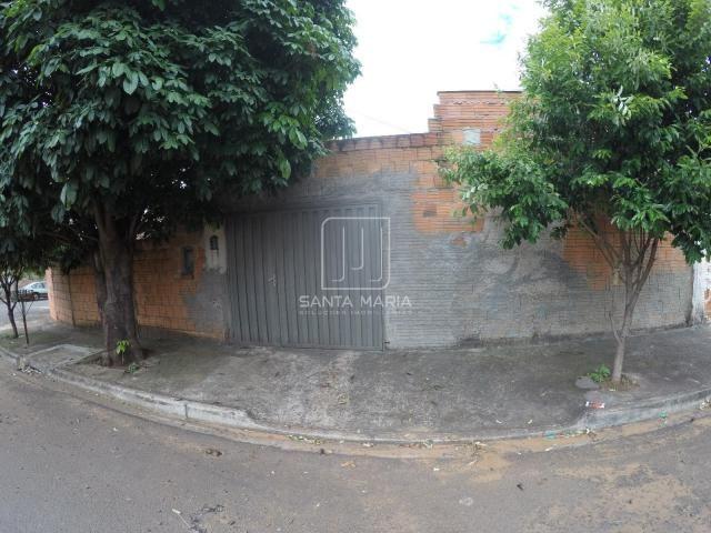 Casa à venda com 2 dormitórios em Jd paiva, Ribeirao preto cod:43278