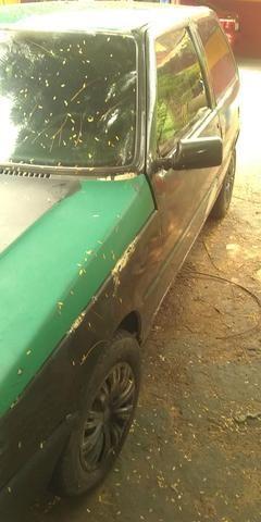 Fiat uno em dias transferência na mao - Foto 2
