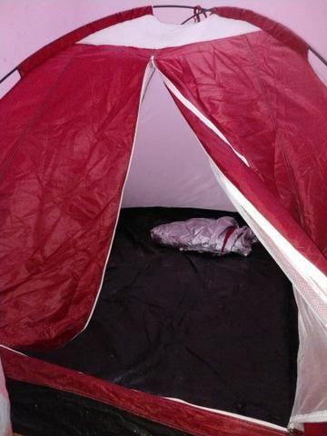 Barraca acampamento (4 Pessoas) - Foto 2
