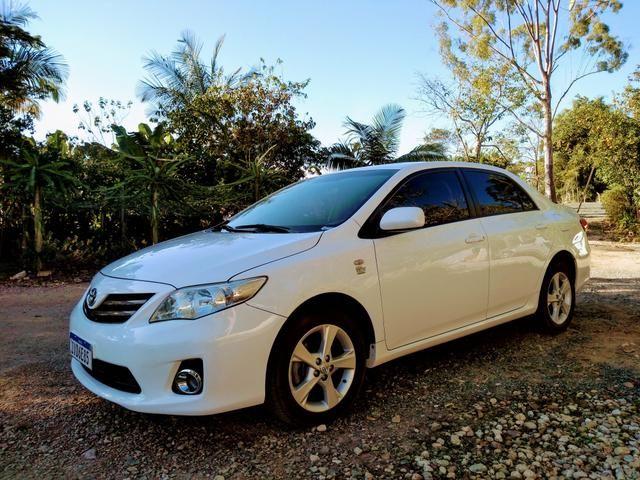 Toyota Corolla automático 2014 por apenas - Foto 2
