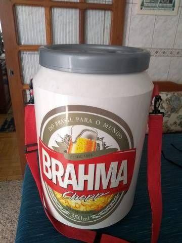 Cooler da Brahma - 24 latas