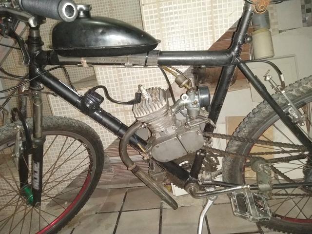V/t bicicleta motorizada - Foto 4