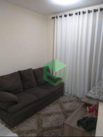 Apartamento com 2 dormitórios à venda, 46 m² por R$ 285.000,00 - Ferrazópolis - São Bernar