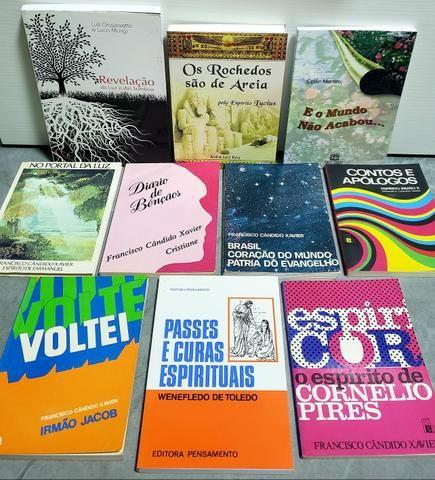 Coleção Espírita com 65 Títulos - Foto 2