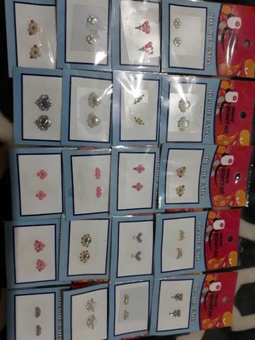 Kit com 400 pares de jóia de unha  - Foto 2