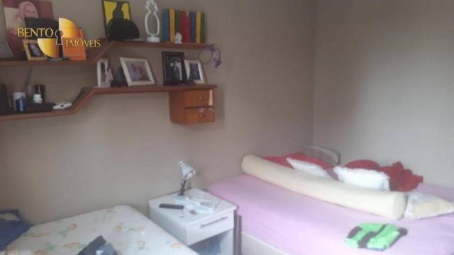 Apartamento com 3 dormitórios à venda, 234 m² por R$ 480.000,00 - Miguel Sutil - Cuiabá/MT - Foto 9