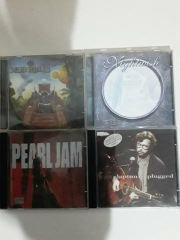 Lote : CDS Rock Metal e outros - Foto 5