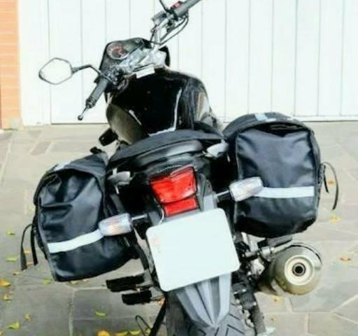 Alforge de moto