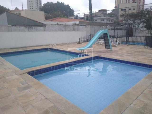 Apartamento com 3 dormitórios para alugar, 70 m² por R$ 2.500,00/mês - Vila Matilde - São  - Foto 17