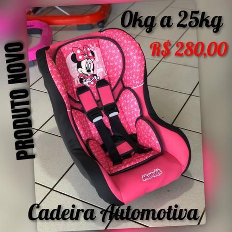 Cadeira Automotiva Disney - Veicular