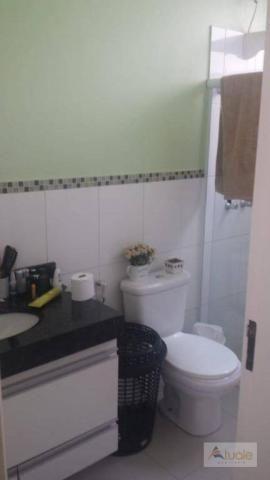 Casa com 3 dormitórios para alugar, 195 m² por R$ 2.605,00/mês - Residencial Real Parque S - Foto 7