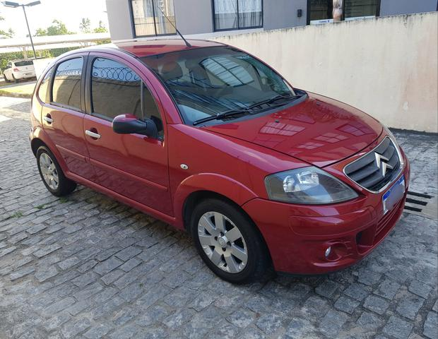 C3 Exclusive 2012 IPVA 2020 pago
