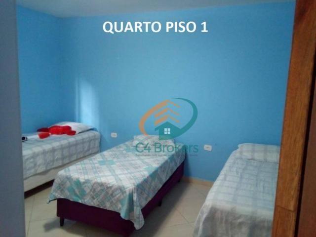 Sobrado com 3 dormitórios à venda, 120 m² por R$ 220.000,00 - Jardim Oliveira II - Guarulh - Foto 6