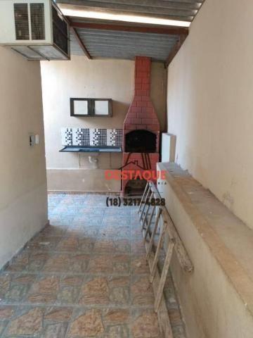 Casa com 2 dormitórios para alugar, 200 m² por R$ 700,00/mês - Parque José Rotta - Preside - Foto 6