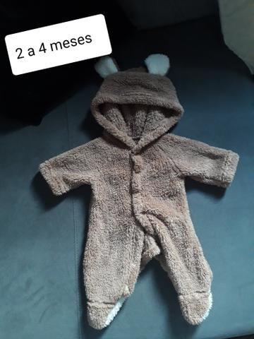Venda lote roupas de bebê para inverno - Foto 5