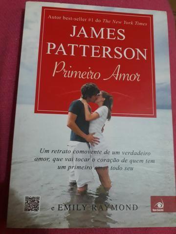 Livro - Primeiro amor