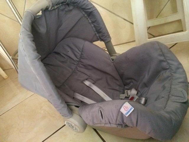 Bebê conforto/ Galzerano