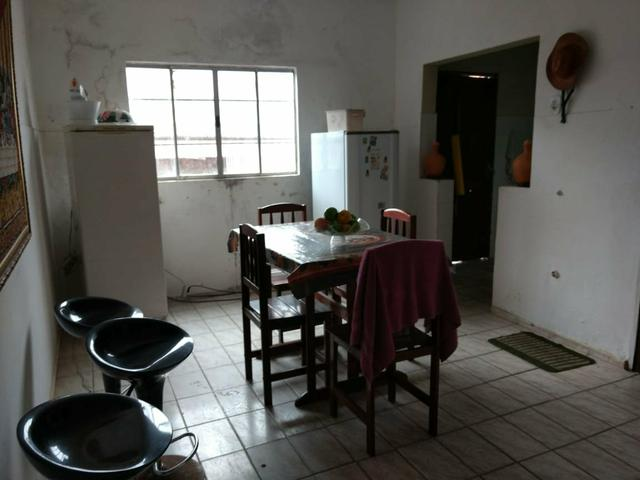 Alugo casa duplex semi mobiliada no Ipase