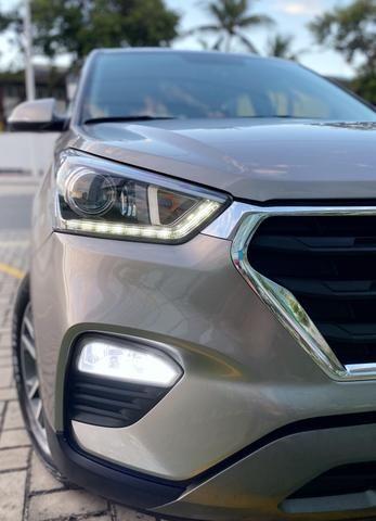Creta prestige 2.0 aut emplacada 2020 ano 2018/2019 - Foto 8