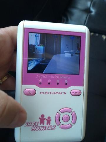 Baba eletrônica Powerpack baby monitor - Foto 3