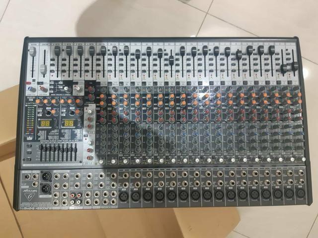 Mixer eurodesk