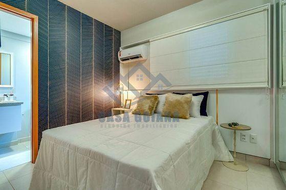 Apartamento à venda no bairro Vila Rosa em Goiânia/GO - Foto 4