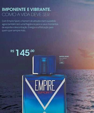 Perfume Empire e Grace